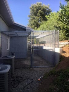 Dog Enclosure for Pups - Legend Fence