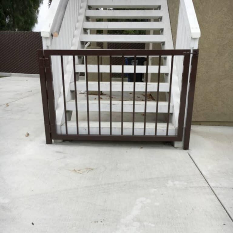 Custom Safety Gate - Legend Fence