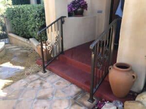 Custom Handrail Kensington San Diego